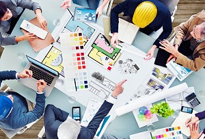 تفاوت معماری داخلی و دکوراسیون داخلی و مقایسه این دو تخصص