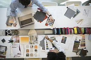آیا فاکتورهای لازم برای اینکه یک طراح داخلی شوید را دارید ؟