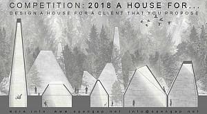 مسابقه طراحی معماری 2018