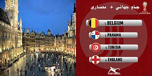 معماری کشور بلژیک : با معماری کشورهای حاضر در جام جهانی 2018 آشنا شوید