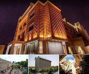 معماری هتل های معروف ایران و جهان