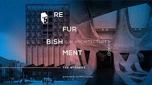 برندگان اولین دوره مسابقه بازسازی جایزه معماری 2018