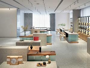 طراحی چایخانه مدرن چینی