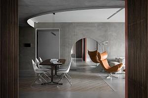طراحی داخلی  منزل با ترکیب سبک معماری  شرقی و غربی