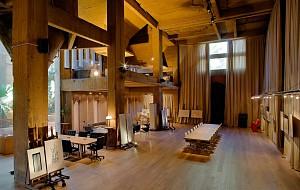 بازسازی کارخانه ی سیمان به شرکت بزرگ معماری ریکاردو بوفیل