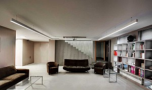 طراحی خانه سکوت اصفهان