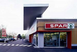 طراحی و بازسازی سوپرمارکت بزرگ