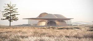 خانه گویُم علیرضا تغابنی برنده جایزه فستیوال جهانی معماری WAF