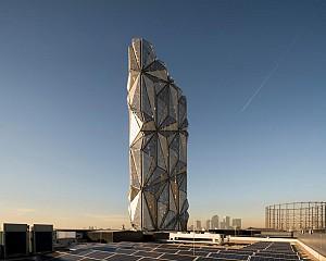 همکاری هنر و معماری برای تاسیس ایستگاه انرژی