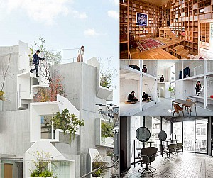 خانه های هیبرید: فضایی که محل کار، تفریح و زندگی شما ادغام می گردد