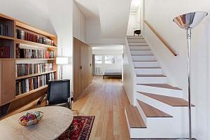 طراحی آپارتمان کوچک با متراژ 33 متر مربع