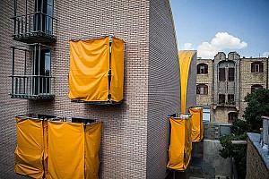 معماری اقامتگاه کودکان بی سرپرست برنده مسابقه برترین فضای اقامتی 2018 آرک دیلی