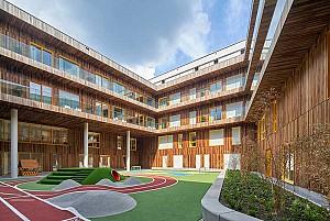 چگونه طراحی بیمارستان تخصصی به کمک کودکان سرطانی می آید؟
