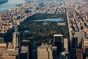مقایسه پوشش بیش ترین بافت سبز در 10 شهر بزرگ
