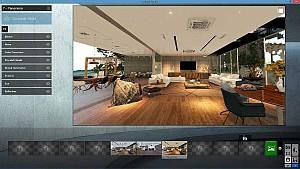 رندر سریع 360 درجه پانوراما با نرم افزاره معماری لومیون