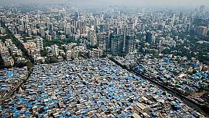 طراحی شهری نابرابر، تغییرات مدرن : بمبئی
