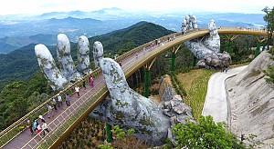 پل طلایی در دستان ویتنام