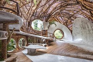هتلی که توانایی معمارانش را به رخ می کشد