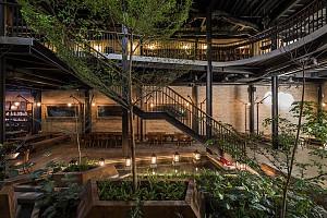 معجزه دست معماران در طراحی کافه و رستوران