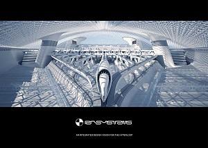 طراحی ایستگاه های هایپرلوپ در مسیر انقلاب حمل و نقل