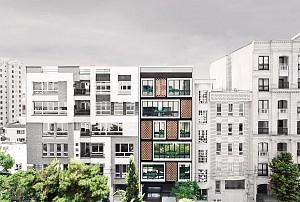 ساختمان مسکونی  شماره 135 تهران / دفتر معماری BNS Studio