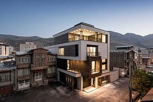 طراحی خانه شماره 20 آذربایجان غربی