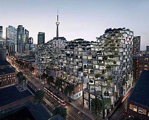 طراحی مجتمع مسکونی-تجاری-اداری توسط بیارکه انگلس