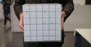 پنل های سه بعدی سیمانی مقاوم در برابر فجایع طبیعی