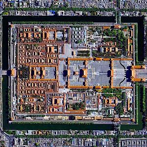 طراحی شهری تمدن های بزرگ را از بالا مشاهده کنیم