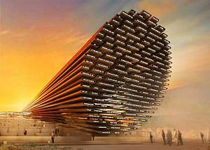 نگاهی به طراحی پاویلیون های برتر در اکسپو دبی 2020