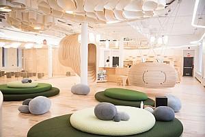 طراحی مهدکودک با فضای تعاملی از گروه معماری بیگ