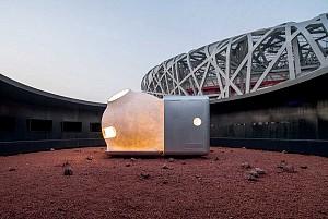 معماری سکونتگاه برای اقلیم مشابه مریخ