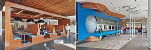 طراحی داخلی شرکت موسسه علم و فناوری RTI