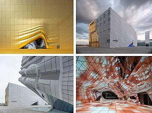 طراحی هنرمندانه مجتمع هنری، تفریحی با نمای کاملا یکپارچه / MVRDV
