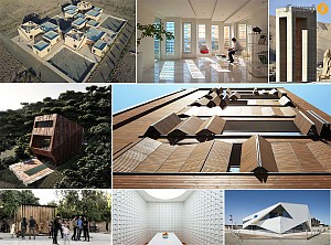 تسخیر جایزه معماری آسیا توسط معماران ایرانی