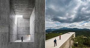 پروژه پارک فرهنگی آلوارو سیزا با مفهومی به مثابه تعریف معماری