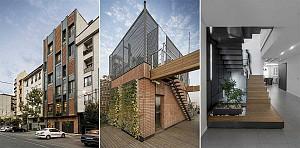 معماری آپارتمان خانوادگی ارغوان/ استودیو طراحی علیدوست و همکاران