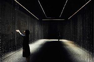 معماری با رنگ سیاه: طراحی در طیف رنگ فضاهای مشکی یا تیره چگونه است؟