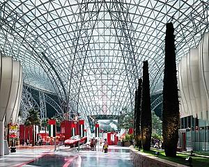 طراحی پارک با تِم خودروهای فراری