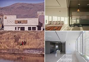 طراحی خانه کامیاران/کردستان