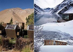 15 پروژه معماری که در کوهستان ساخته شدند
