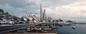 شرکت معماری زاها حدید در یک قدمی گرفتن پروژه اَبرشهر هوشمند روسیه