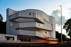 به مناسبت 10 سالگی موزه باشکوه آلوارو سیزا