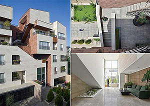 آپارتمان مسکونی 210 مهرشهر کرج