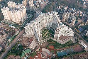 برج های مسکونی آینده از گروه معماری MVRDV