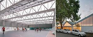 متریال پلی کربنات در معماری:10 پروژه با نمای نیمه شفاف