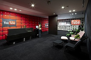 طراحی استودیو یوتیوب در توکیو