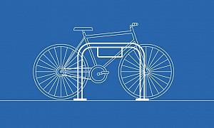 گایدلاین طراحی پارکینگ دوچرخه سواران
