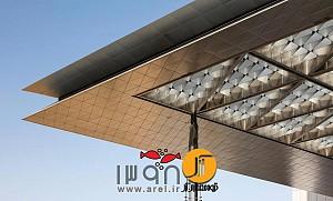 طراحی ساختمان دفتر مرکزی جدید شرکت ملی نفت ابوظبی