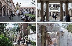5 پاویلیون برتر نمایشگاه معماری میلان